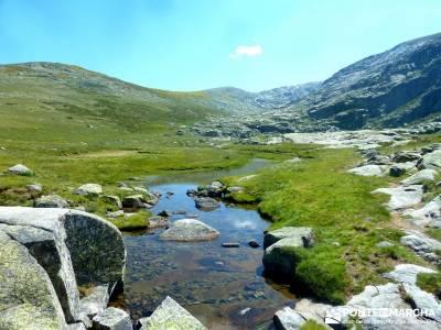 El Morezón - Sierra de Gredos; laguna negra soria; excursiones;free trekking